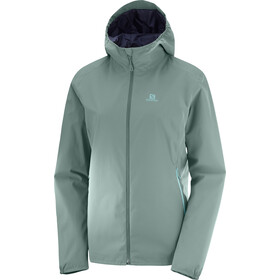 Salomon Essential Jacket Women balsam green